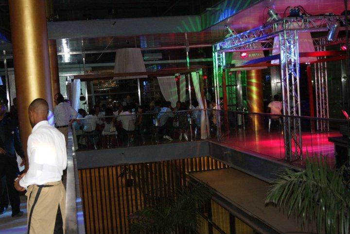 Cozinha de fusão em Luanda