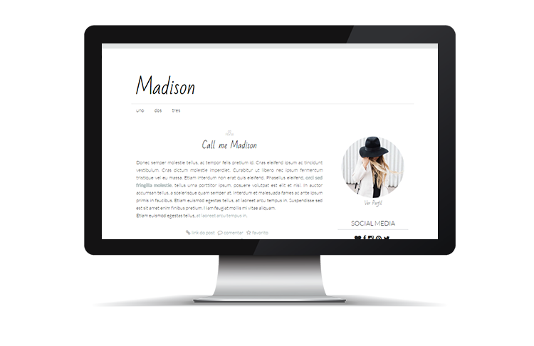 Madison Design Premade