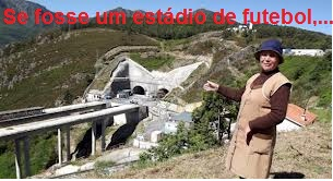 túnel do Marão; Obras Públicas