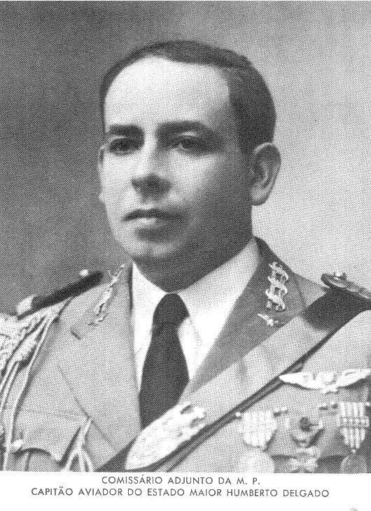 Humberto Delgado. Comissário Adjunto da Mocidade Portuguesa, c. 1938.