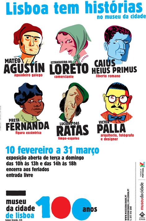 Lisboa tem histórias