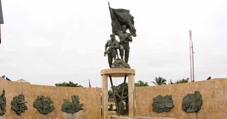 Monumento à Batalha de Kifangondo