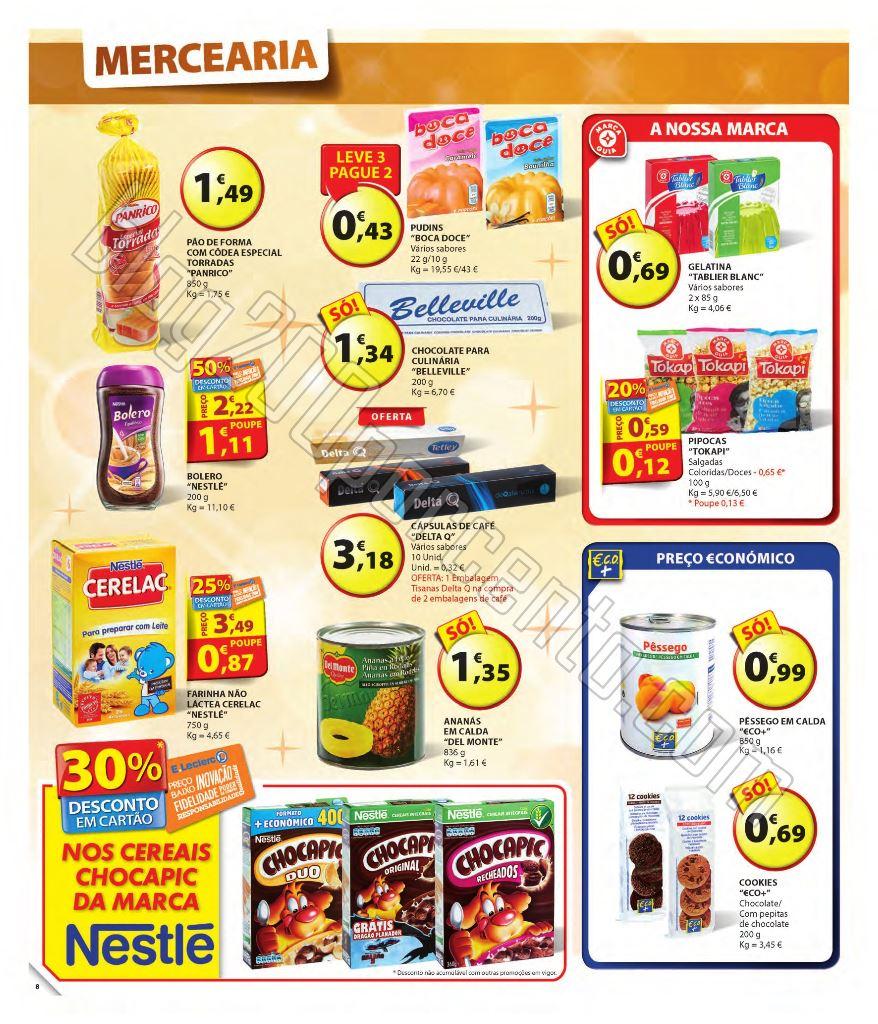 Antevisão Folheto E-LECLERC de 9 a 14 dezembro p8