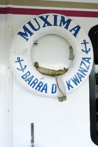 Um passeio que vai transportá-lo pelas belezas naturais do rio Kwanza... Foto: Ritz Angola
