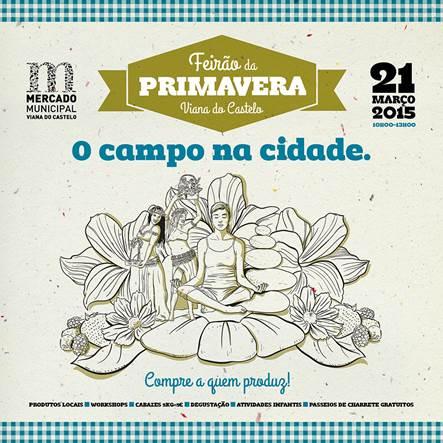 VIANA DO CASTELO REALIZA FEIRÃO DA PRIMAVERA 03532b3a2ce65
