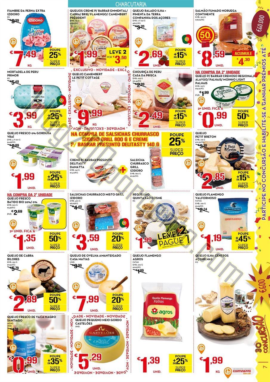 Antevisão Folheto CONTINENTE Promoções de 25 a