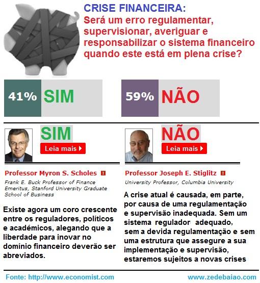 crise financeira regulação BES regulamentação supervisão banco de portugal