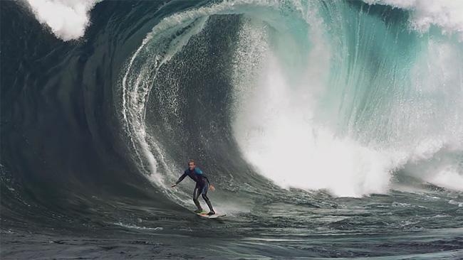 Surfing 1000 fps