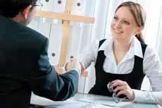 Dicas para triunfar na entrevista de trabalho