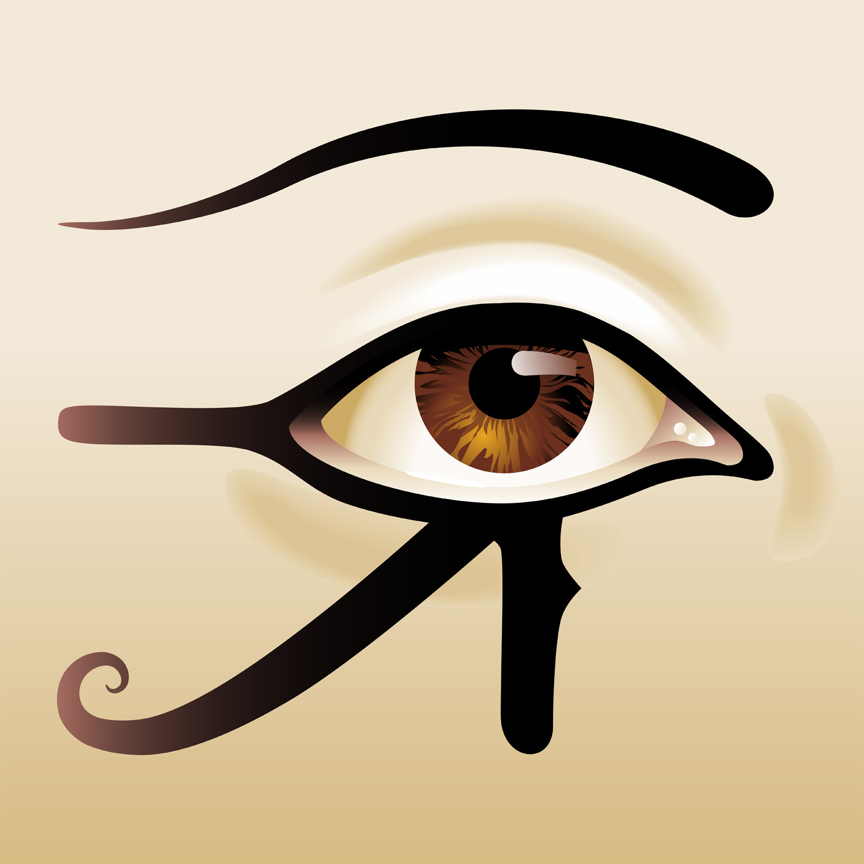 amuleto olho de hórus consultório de astrologia