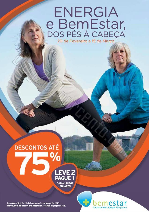Novo Folheto PINGO DOCE - BEMESTAR até 15 março