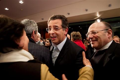João Proença apoia António José Seguro eleições PS 2011 e 2014