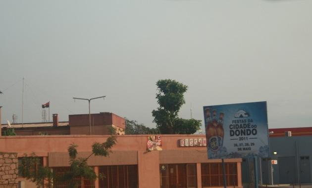 Cidade do Dondo. Kwanza Norte. Foto: Mayra Fernandes