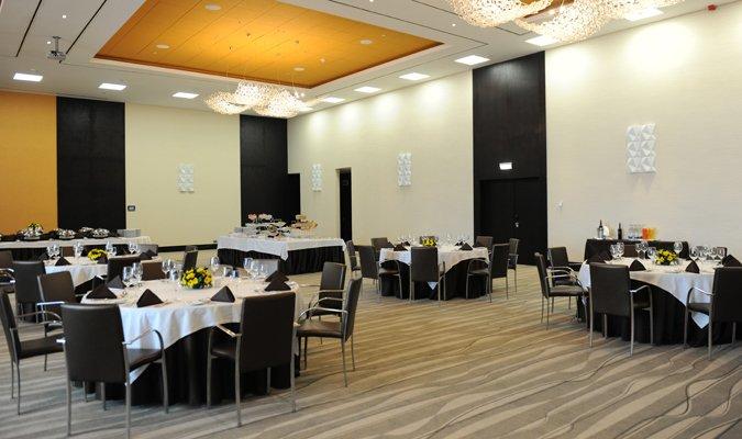 Ballroom Angola - Banquete