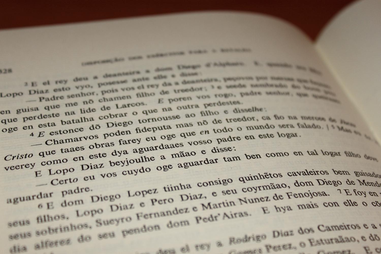 Academia Portuguesa da História, Crónica Geral de Espanha de 1344; Edição Crítica do Texto Português por Lindley Cintra, vol. IV, I.N.-C.M., Lisboa, 1990, p. 328