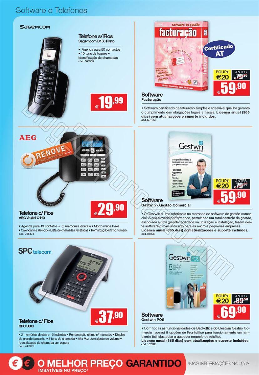 Novo Folheto STAPLES de 29 janeiro a 10  fevereiro