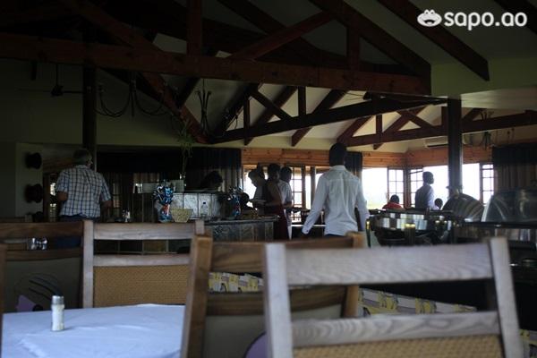 Kilunda Paradise: Restaurante