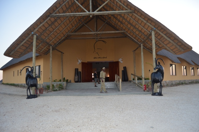 Lodge Kapembawé em Talamajamba