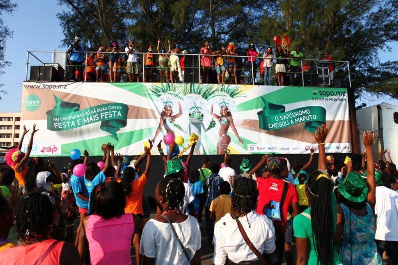 Carnaval SAPO 2013
