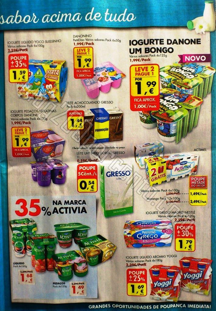 Antevisão folheto PINGO DOCE promoções de 3 a 9