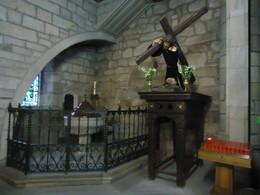 Pia baptismal, Igreja Matriz de Chaves