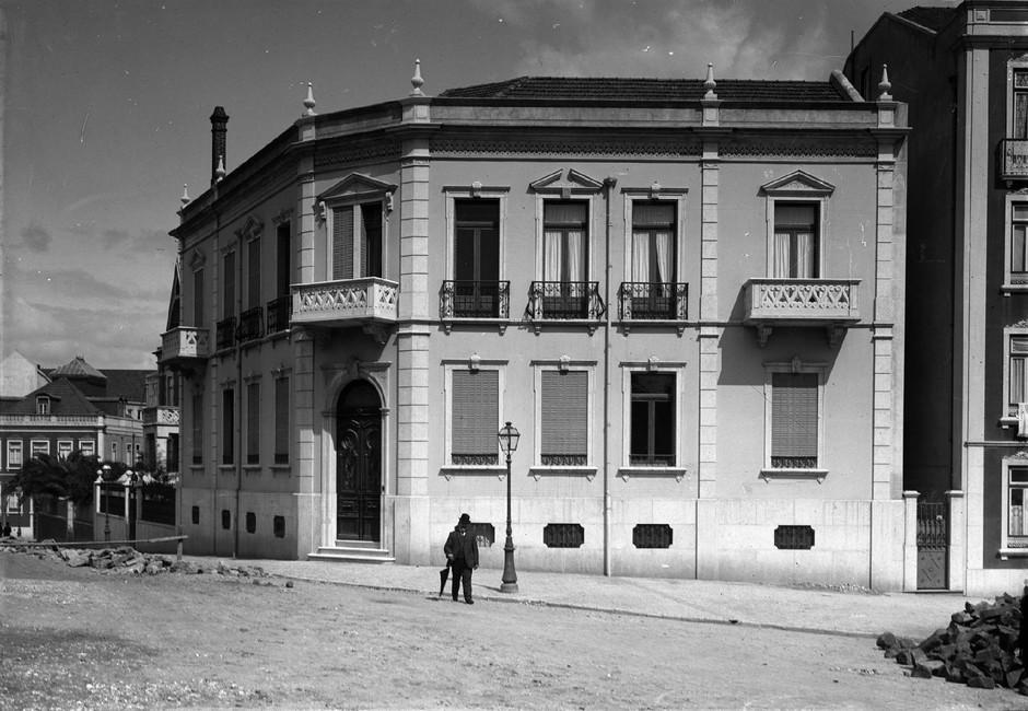 Rua Braamcamp e Rua Castilho, Lisboa (P. Guedes, 19...)