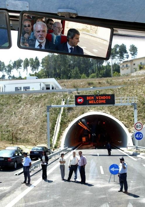 Portugal - Inauguracao Troco Do Ip3 Em Castro Dair