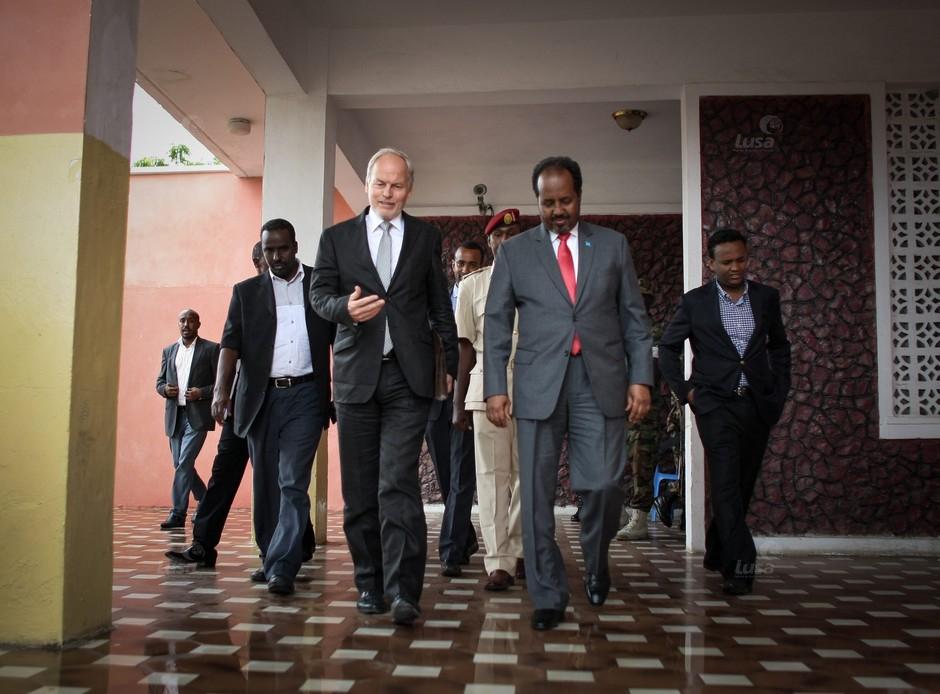 SOMALIA UN DIPLOMACY