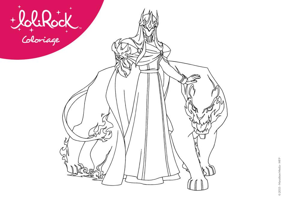 Desenhos Lolirock para colorir e imprimir - Brinquedos de ...