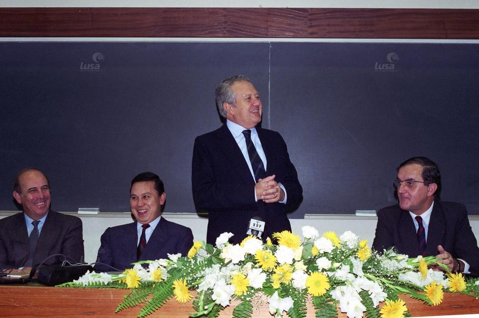 Inauguração Da Faculdade De Economia
