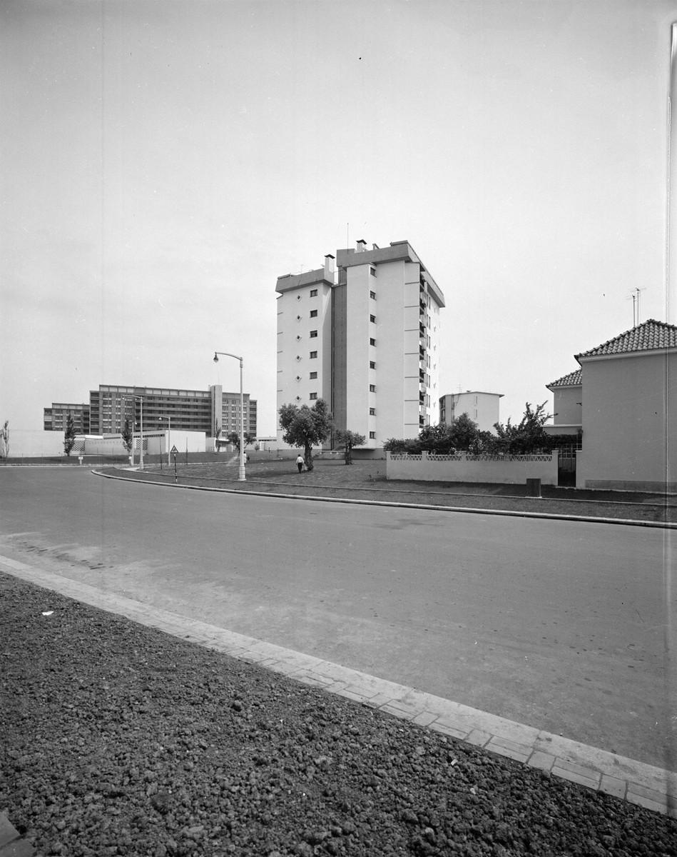 Prémio Valmor de 1967, Olivais (A. Serôdio, 1968)