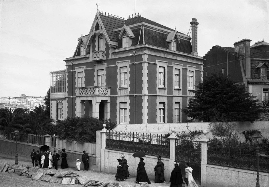 Rua Braamcamp, Lisboa (P. Guedes, 19...)