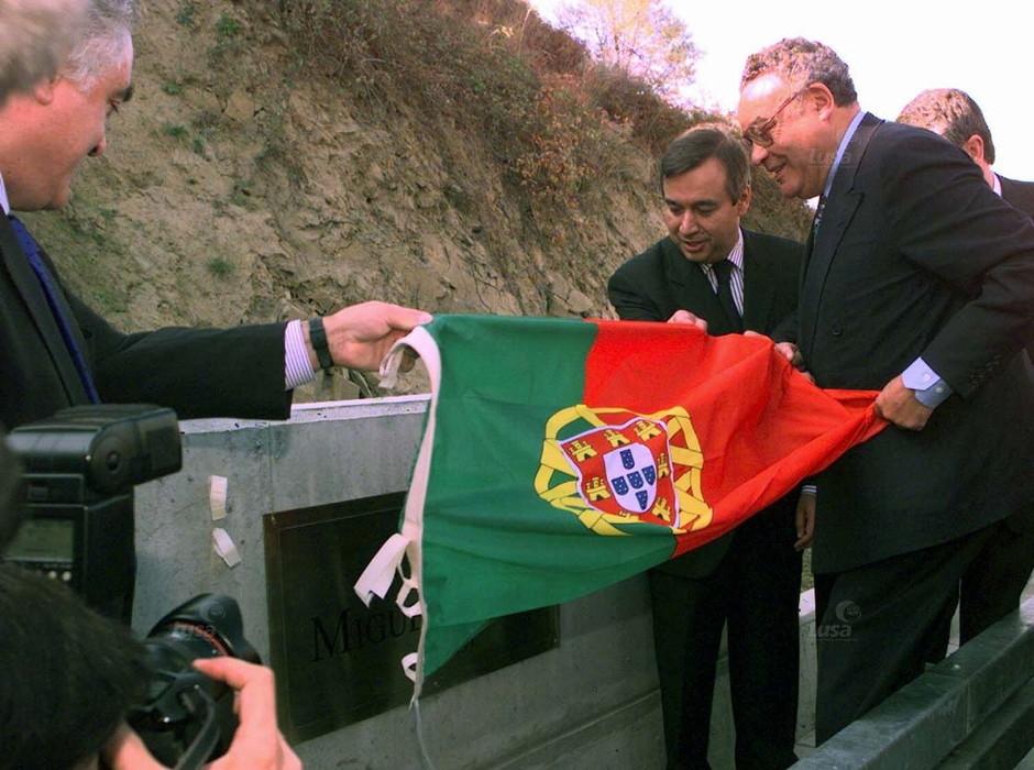 Portugal: P.m. Antonio Guterres